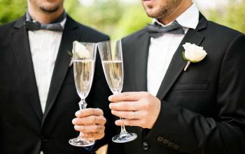 Premier mariage gay - image