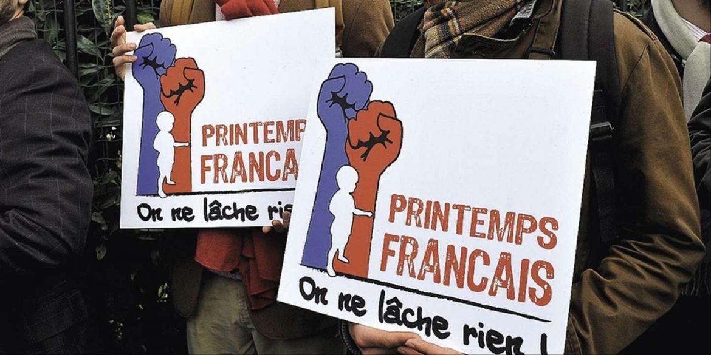 Rassemblement du CARPI et du Printemps Français devant le Grand Orient de France – vendredi 24 mai à 19h